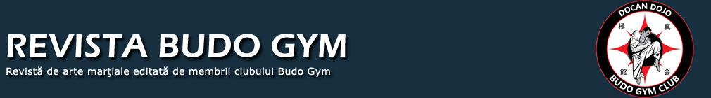 Revista Budo Gym